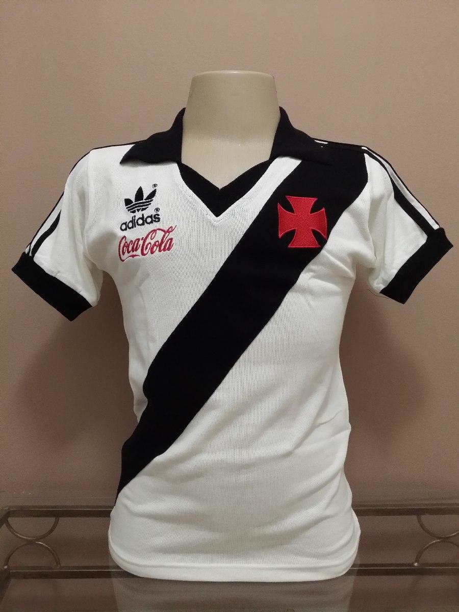 Camisa Retrô Vasco 1988 Coca Bca -     . S A L D Ã O .     - R  98 ... ca80d7fc2c5e0