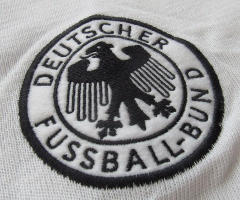 Camisa Retro Alemanha Anos 1954 - R  139 0d5ce1bd968d9