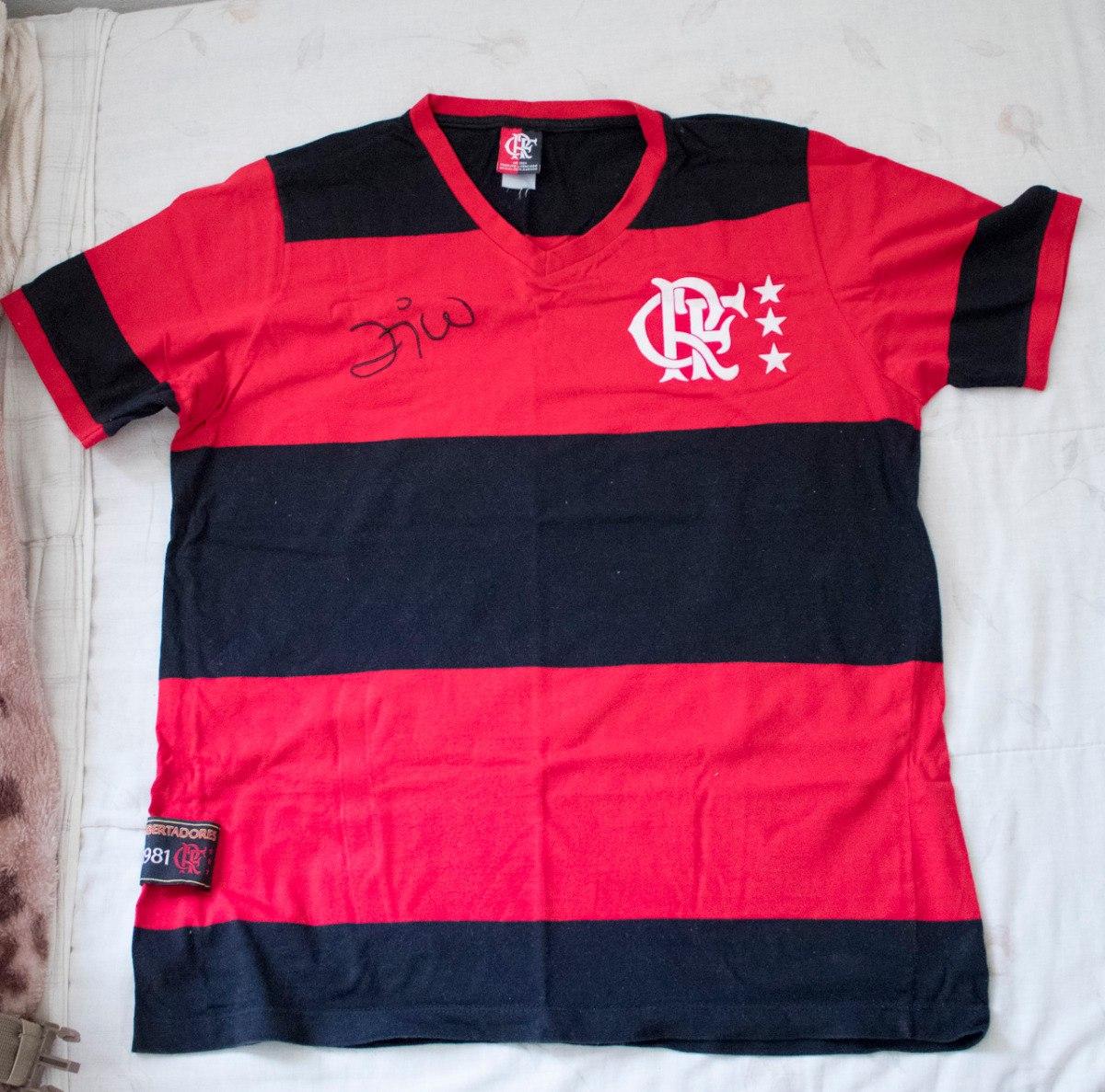def3ad5166 camisa retro flamengo 1981 oficial libertadores 81 zico   10. Carregando  zoom.