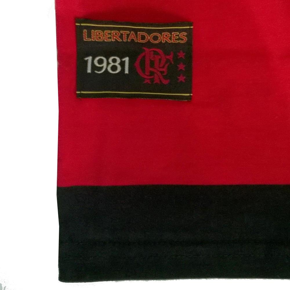 9b89f6b37d camisa retro flamengo 1981 oficial libertadores zico 10 nf. Carregando zoom.