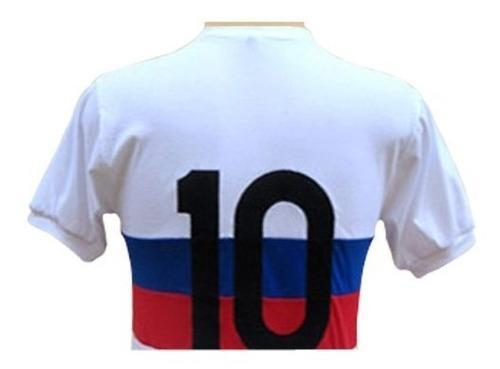 camisa retro lyon 1967 di nailo #10 copa da frança 1966/67