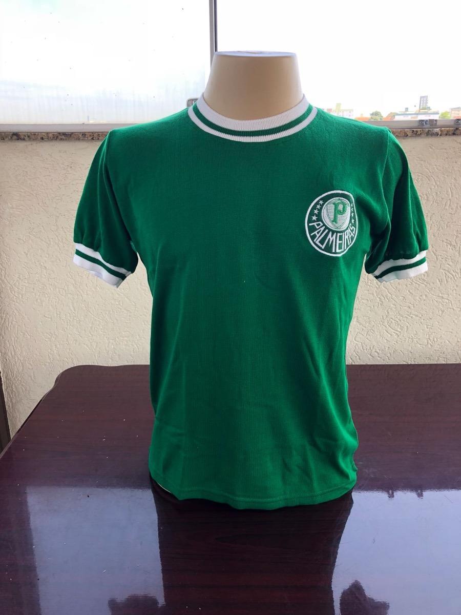 5fde70dbfa Camisa Retro Palmeiras 1972 - Masculina Pronta Entrega - R  114