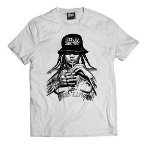 f22f1fe9d4 Camisa Swag Masculina Branca Hip Hop - Calçados, Roupas e Bolsas no ...