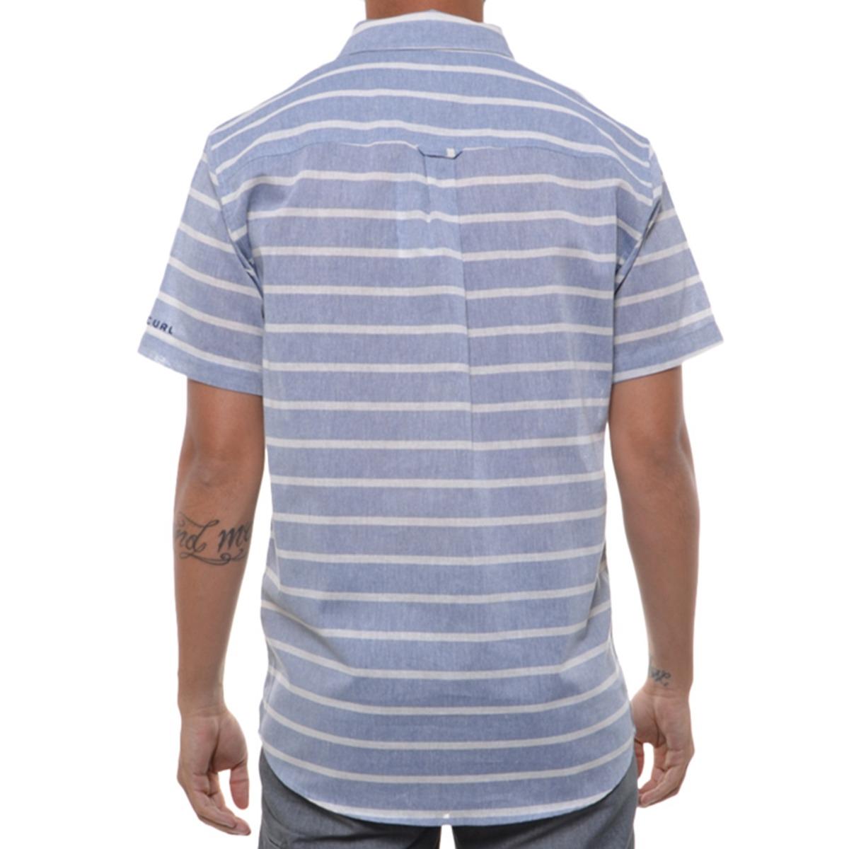Camisa Rip Curl Sideways - R  85 21073d7eb8e