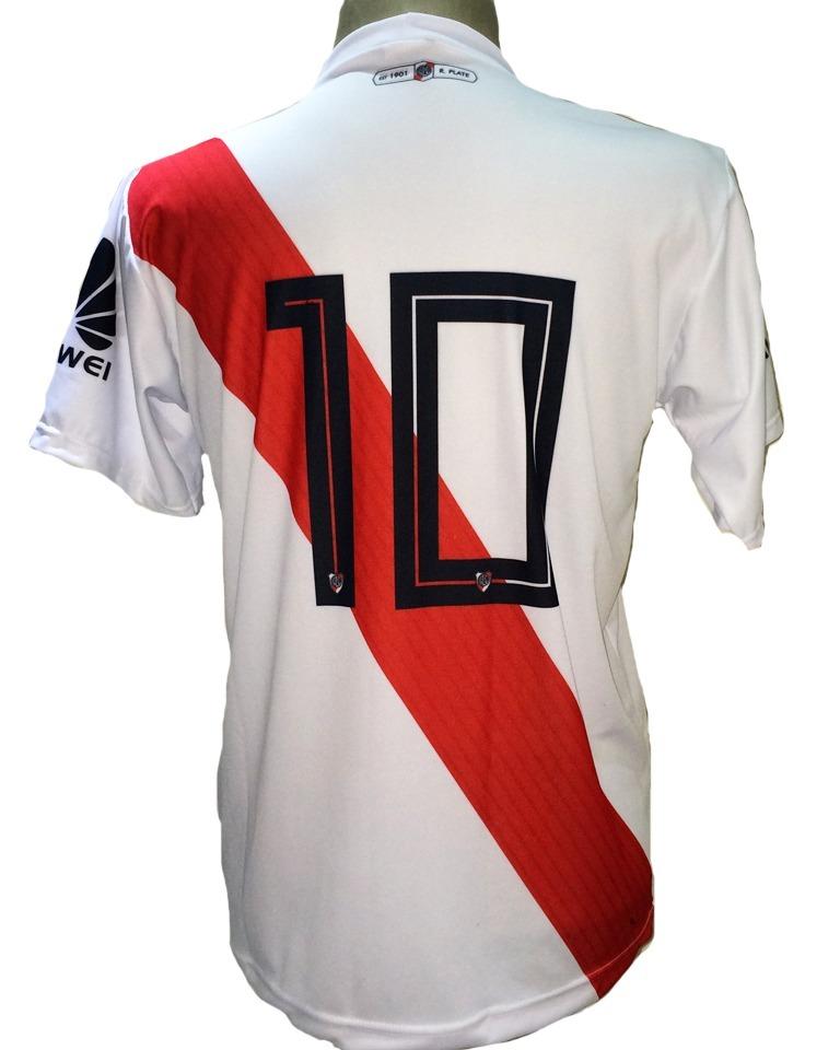 16c2d59c2c8ce Camisa River Plate Branca Nova 2019 Bi Libertadores - R  29