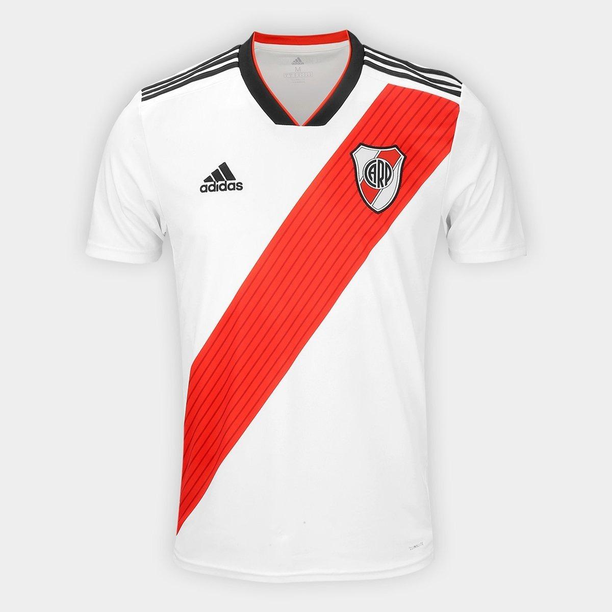 Camisa River Plate Libertadores 2019 Pratto Scocco Enzo - R  109 c1d2f45844f4e