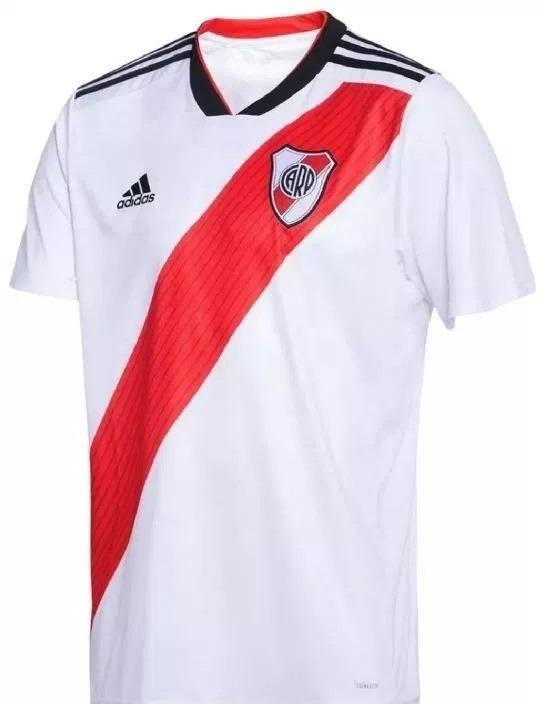 67049effa Camisa River Plate - Unif. 1 - 2018   2019 - Frete Grátis - R  125 ...