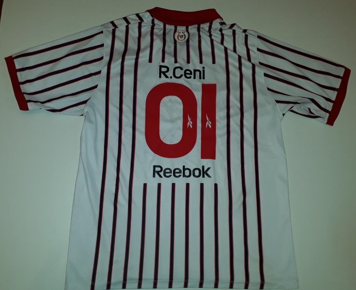 7e8d06b92b3 camisa rogério ceni são paulo reebok original 2010 - 48. Carregando zoom.