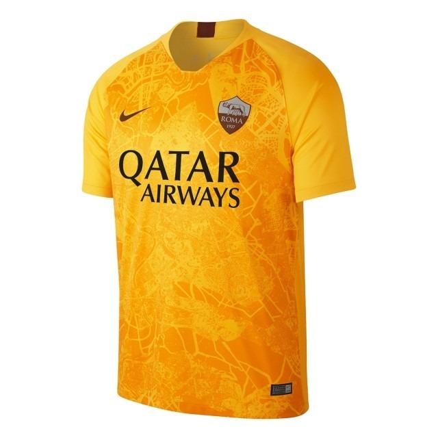 14aede685109f Camisa Roma Home 18 19 ( Pronta Entrega ) Video No Anuncio - R  130 ...