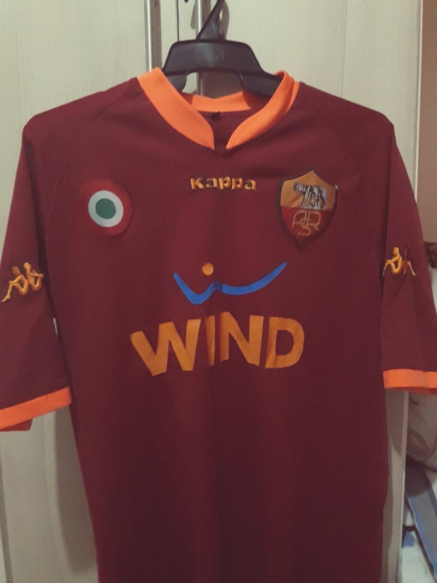 8cbc730b40bdc camisa roma kappa (totti). Carregando zoom.