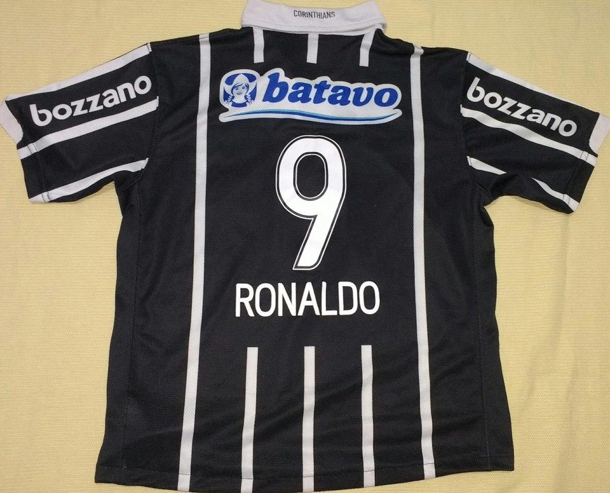 bcc5ae6e6b camisa ronaldo fenômeno corinthians 2009 nike - 16. Carregando zoom.