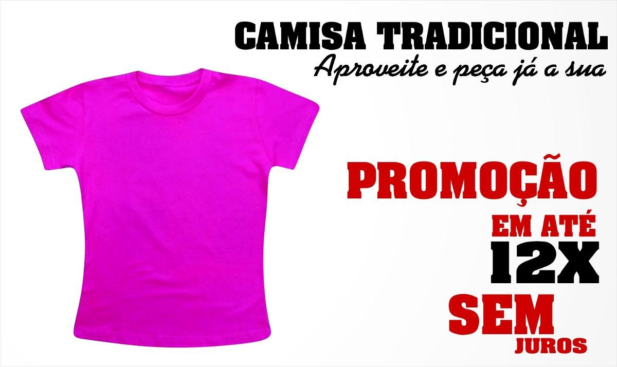 256cab8b75 camisa rosa básica lisa de malha 100% algodão feminina. Carregando zoom.