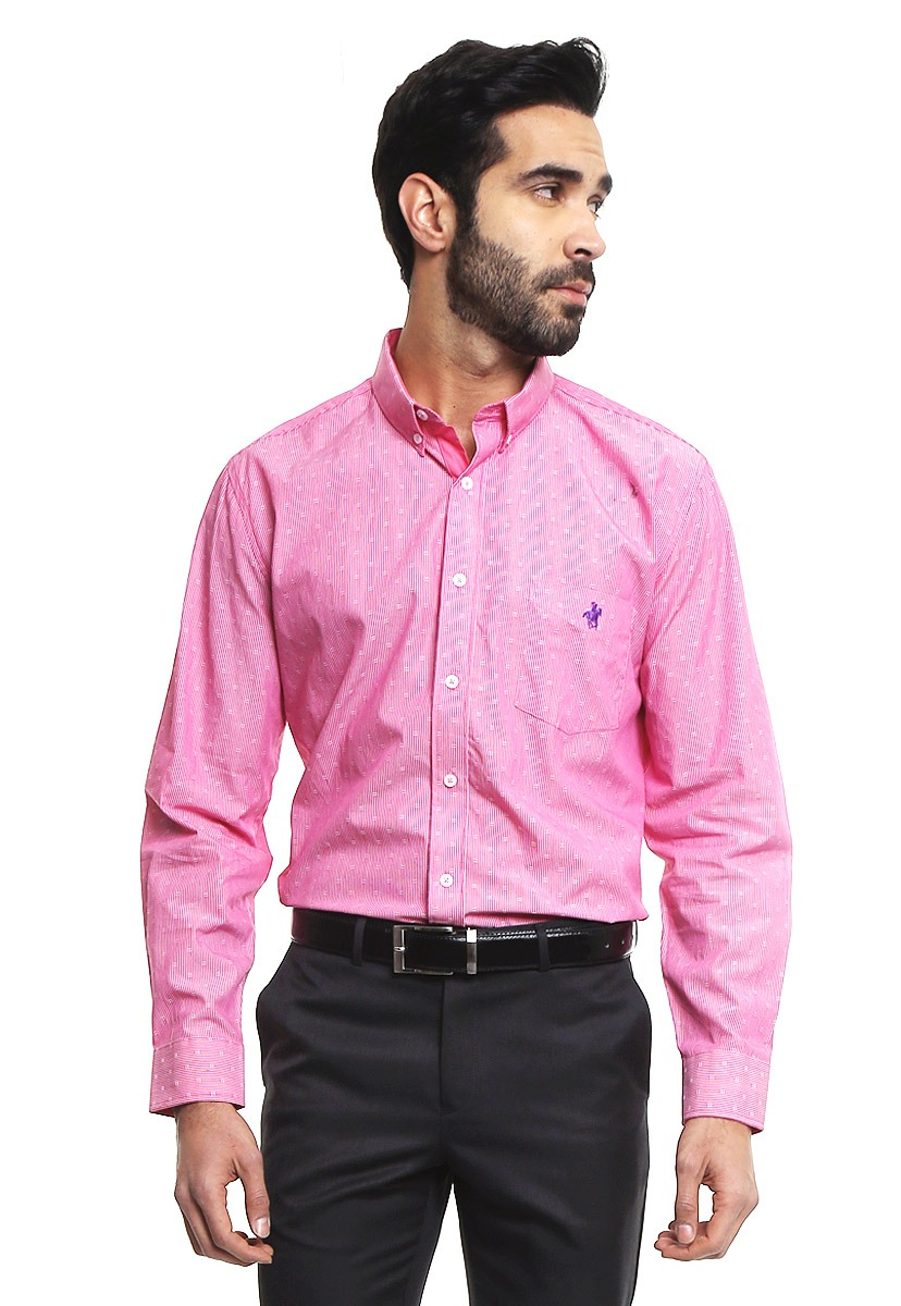 e0ffa52f73439 camisa rosa manga larga - rock hampton - 894674 - morado. Cargando zoom.