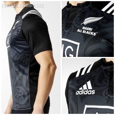 a51aba52995 Camisa Rugby All Blacks Maori Tamanho M Em Pronta Entrega - R  197 ...