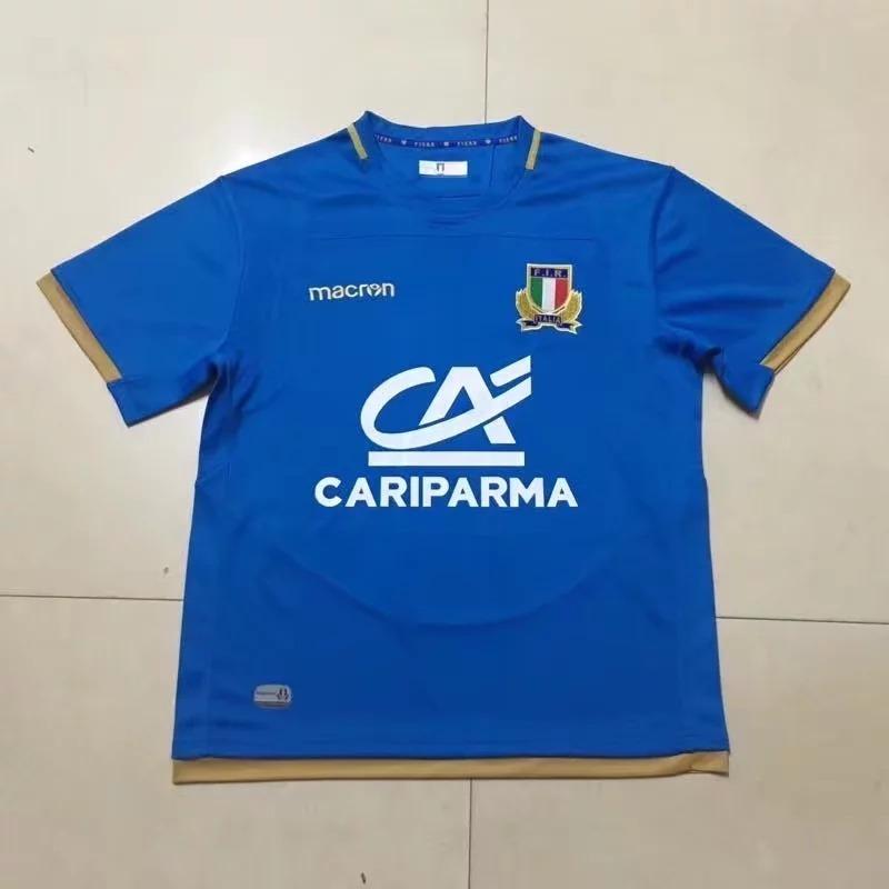 55581bc4fb Camisa Rugby Italia 2018 (p,m,g,gg,ggg) - R$ 164,99 em Mercado Livre