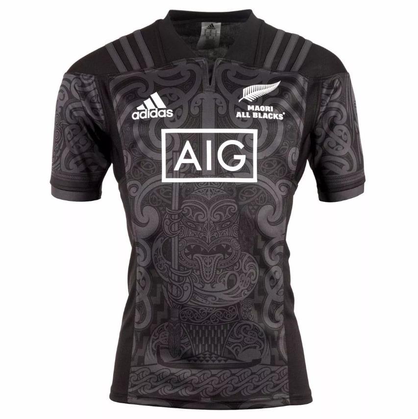 d55338de5 camisa rugby maori all blacks nova zelândia edição especial. Carregando  zoom.