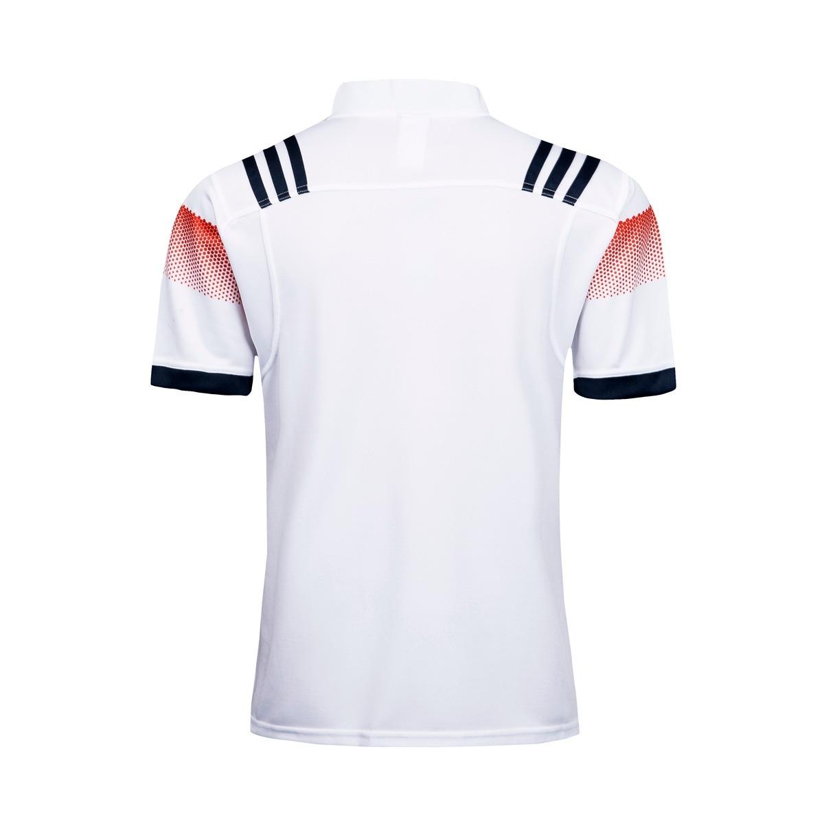e10bbf6f86 Camisa Rugby França Away 17 18 - Seleção Francesa De Rugby - R  179 ...
