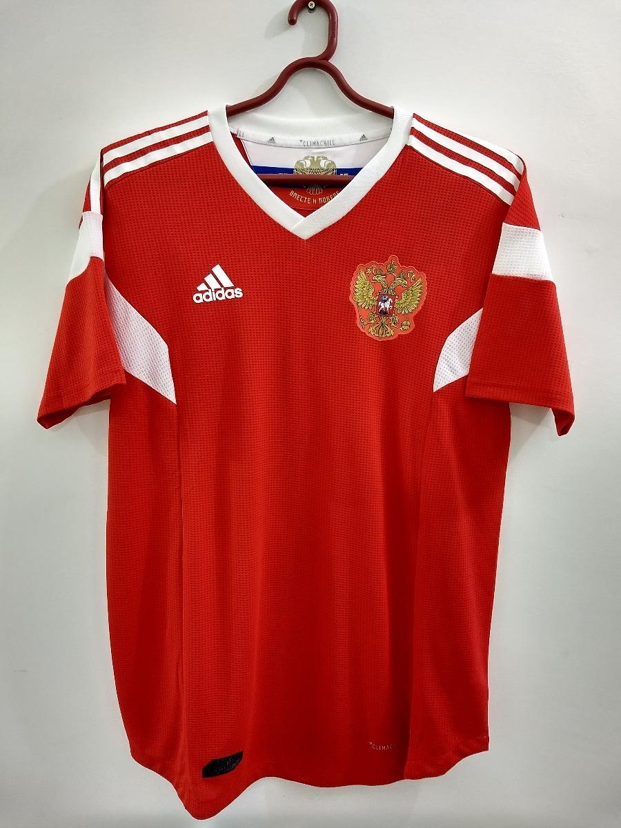 camisa rússia jogador copa do mundo 2018 pronta entrega. Carregando zoom. 3913a91c43714