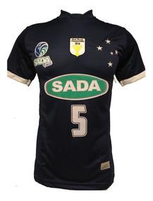 447d9124a2 Camisa Futebol Americano Sada Cruzeiro no Mercado Livre Brasil