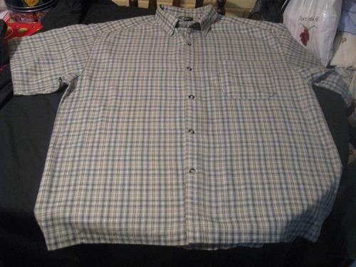 camisa saga talla xxl manga corta
