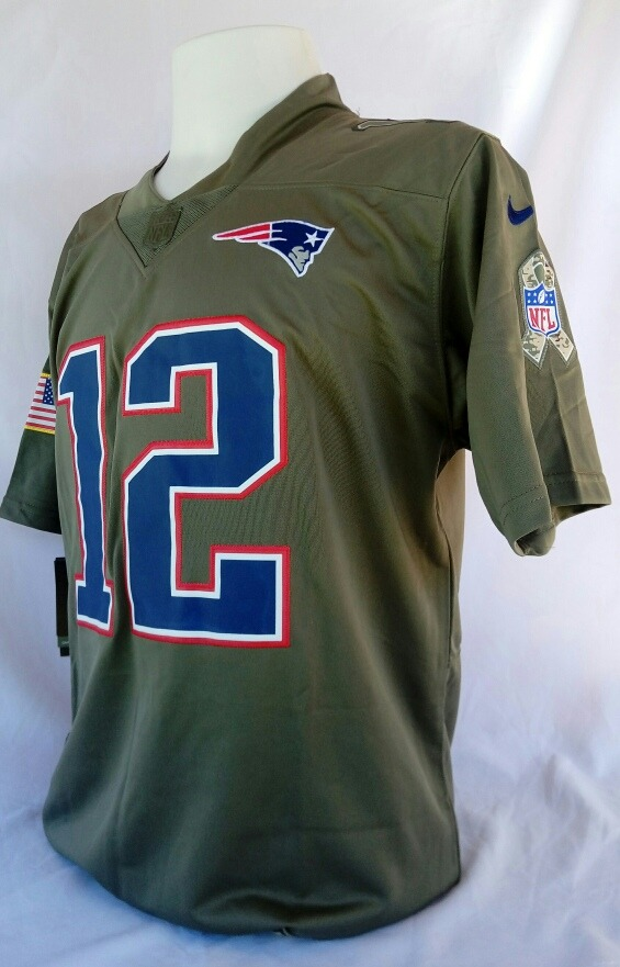 7bbe7b77c camisa salute to service new england patriots tom brady nfl. Carregando  zoom.