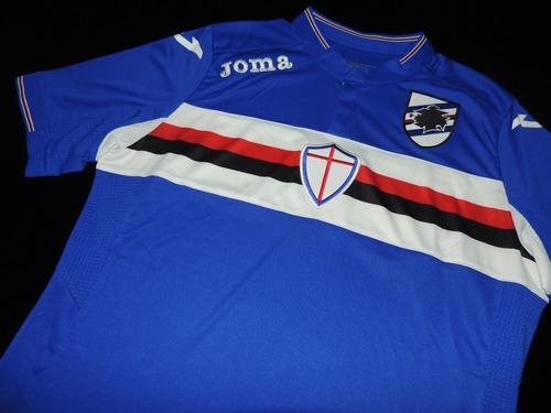 Camisa Sampdoria Home 2016 Tam. P - R  289 4457e0db7394b