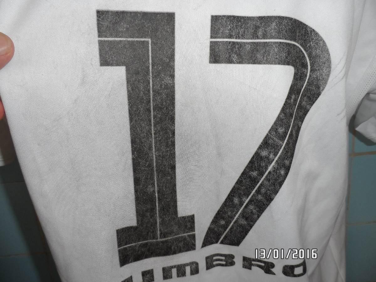 cb4297899b camisa santos 2002 n 17 de jogo. Carregando zoom.