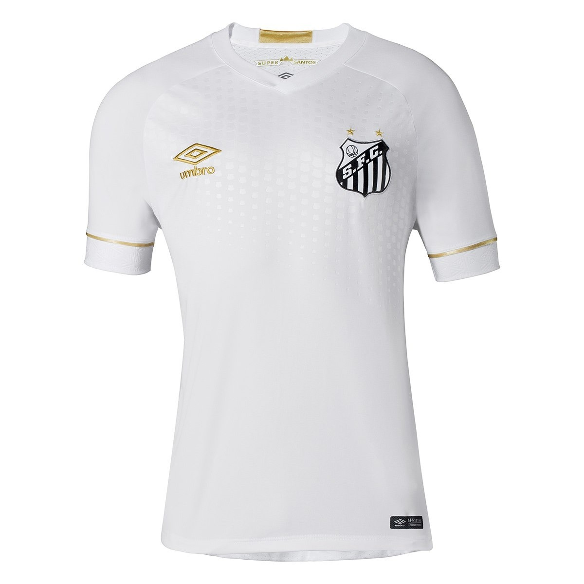 camisa santos 2018 - torcedor umbro masculina. Carregando zoom. 0685abb1ec7ac