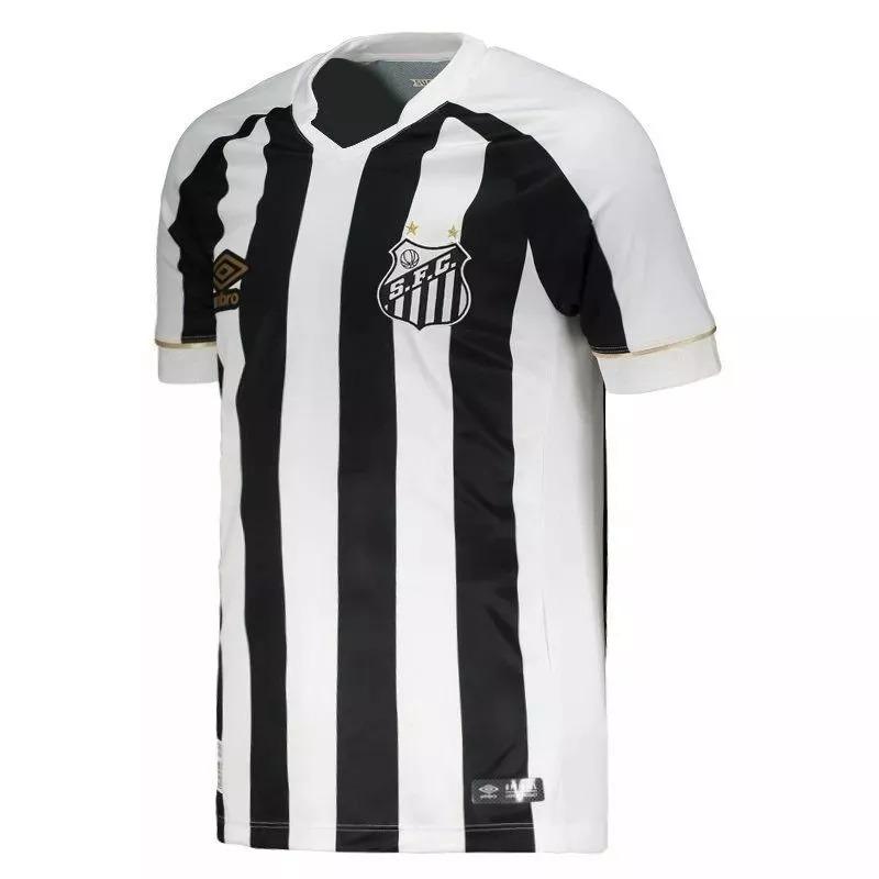 camisa santos away oficial ii umbro 2018 2019 c  nota fiscal. Carregando  zoom. 6f7fa6e5e50a2