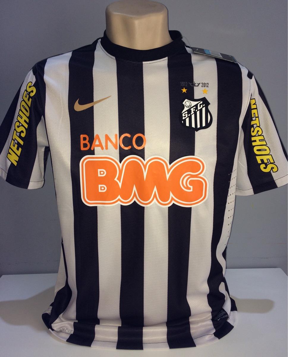 camisa santos centenário 2012 neymar jr 11 m de jogo psg. Carregando zoom. 92c80573ede51