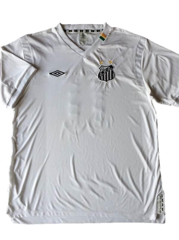 camisa santos fc umbro oficial gg neymar 2011 original. Carregando zoom. 8c8762326fc32