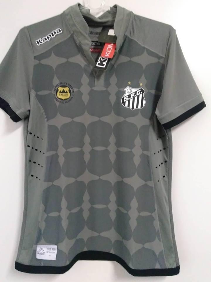 4d62ec1cc6f2d outlet 916 camisa santos feminina goleiro oficial kappa 2016. Carregando  zoom... camisa santos feminina. Carregando zoom.
