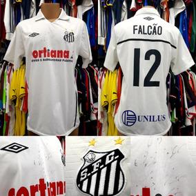 05eeaf10b2 Camisa Autografada Falcao Futsal - Futebol no Mercado Livre Brasil