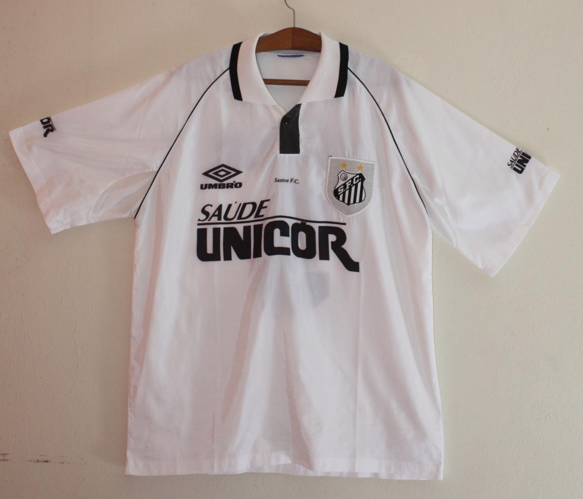 camisa santos g 1998 umbro home original  1. Carregando zoom. 1bf05a113a827