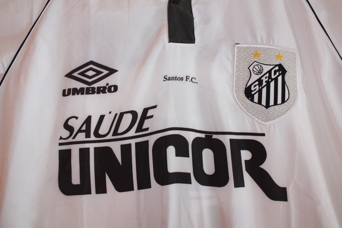 camisa santos g 1998 umbro home original  1. Carregando zoom. 97fe9e6e265b7