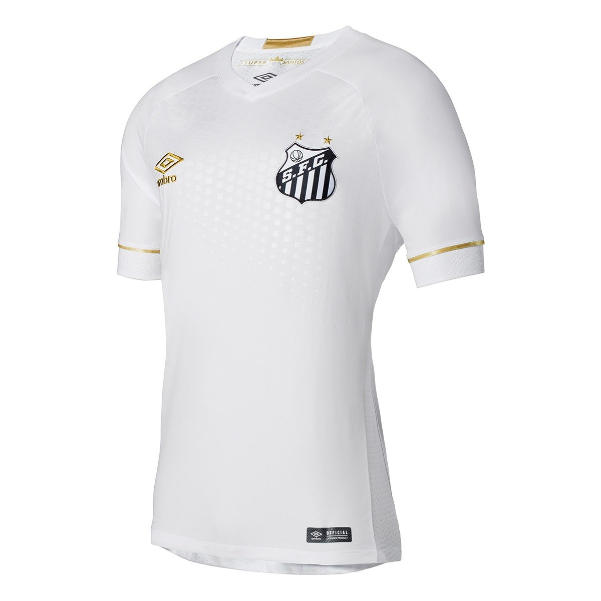 a22bf962f7 Camisa Santos 2018 - Torcedor Umbro Masculina - R  160