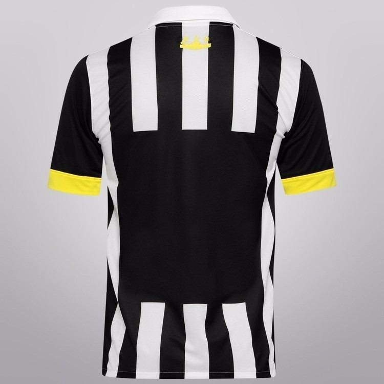 02da8f991aa13 Camisa Santos Nike 2014 Preta   Branca. Promoção 24 Hs - R  120