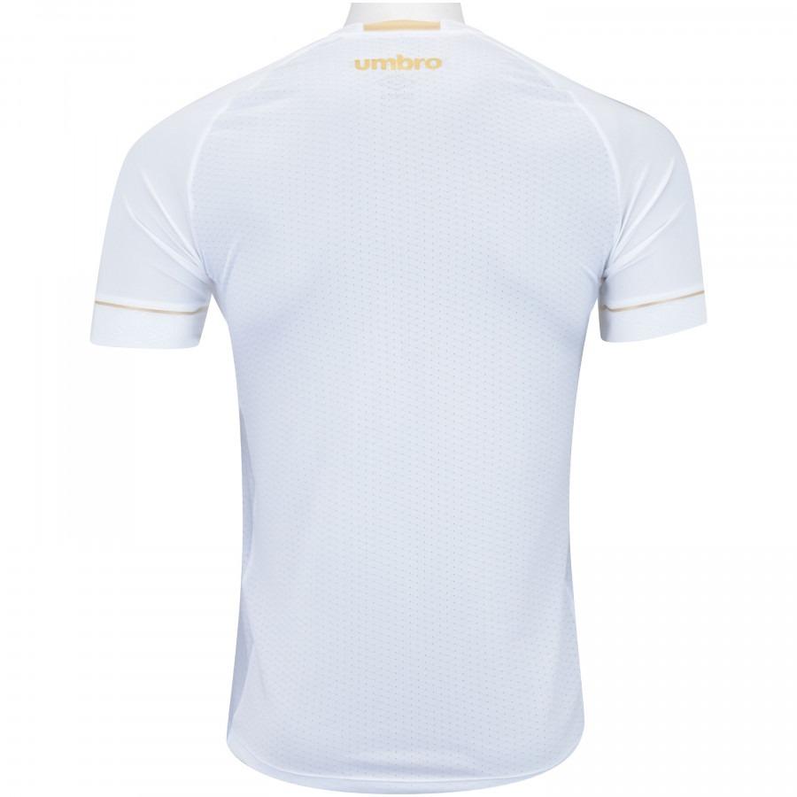 3aa7902309805 Camisa Do Santos Original Nova Branca Lançamento Peixe Time - R  135 ...