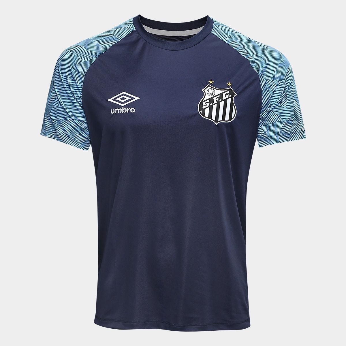 camisa santos treino 2018 umbro - 782719. Carregando zoom. 21cde8f89c6a0