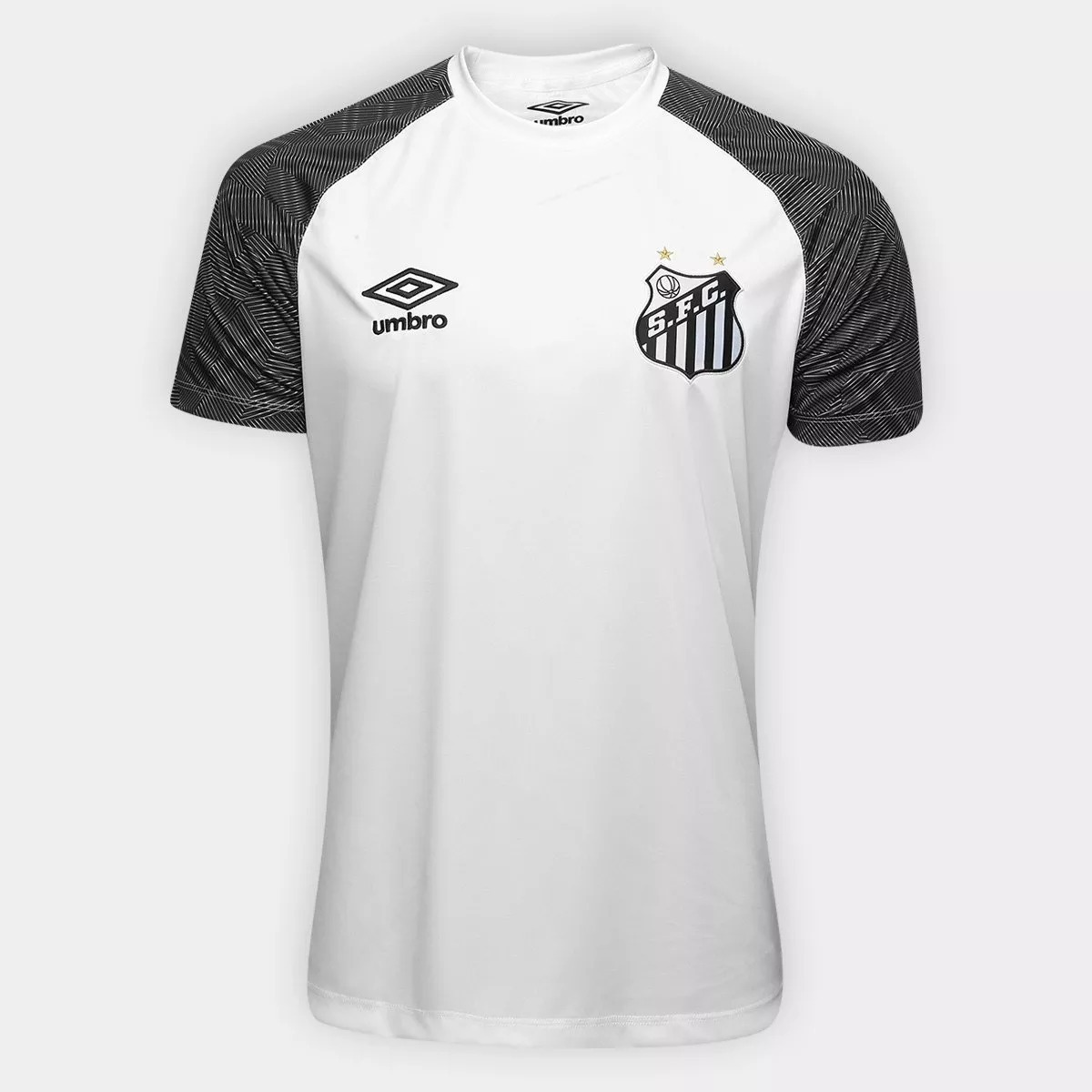 Camisa Santos Treino Oficial Umbro 2018 2019 C  Nota Fiscal - R  119 ... 1747610cad221
