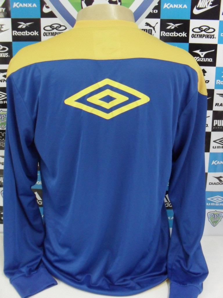 Camisa Santos Treino Tam. M 56 X 74 Oficial Umbro Nova - R  120 9718264f1dcce