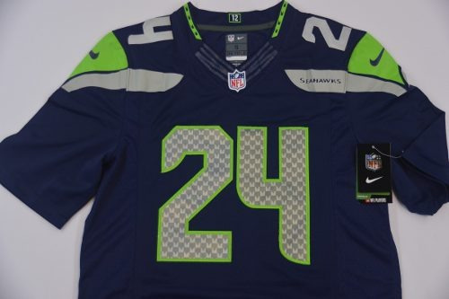 94767d869 Camisa Seattle Seahawks Lynch  24 Pronta Entrega - R  215