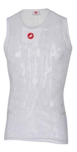 camisa segunda pele core mesh 3 castelli
