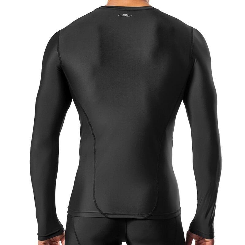 camisa segunda pele térmica compressão olympikus casa aliel. Carregando  zoom. 6d6de082d5554