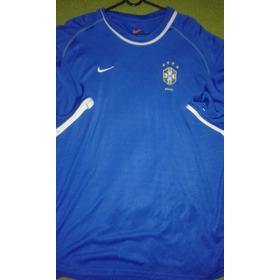 Camisa Seleçao Brasileira 2000/2001