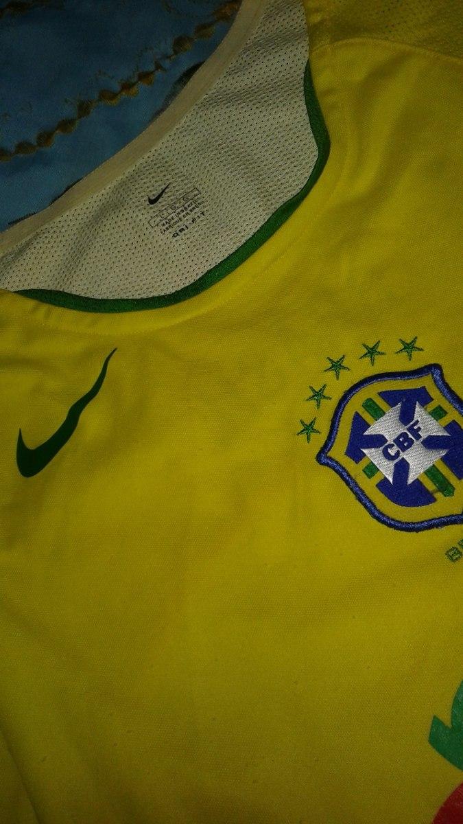 camisa selecao brasileira nike 2004 total 90 jogador. Carregando zoom. eb4194be227c2