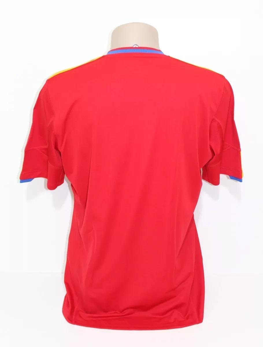 camisa seleçao espanha. Carregando zoom. 95f6413ac58b1