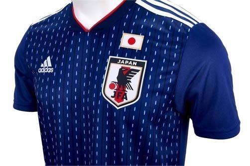 fd5dcd72ac Camisa Selecao Japao Camiseta Copa Do Mundo 2018 Japonesa - R  139 ...