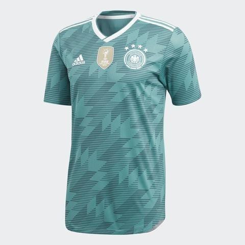 Camisa Seleção Alemã Alemanha Jogador Copa Do Mundo 2018 S n - R ... 2163dbf911d02