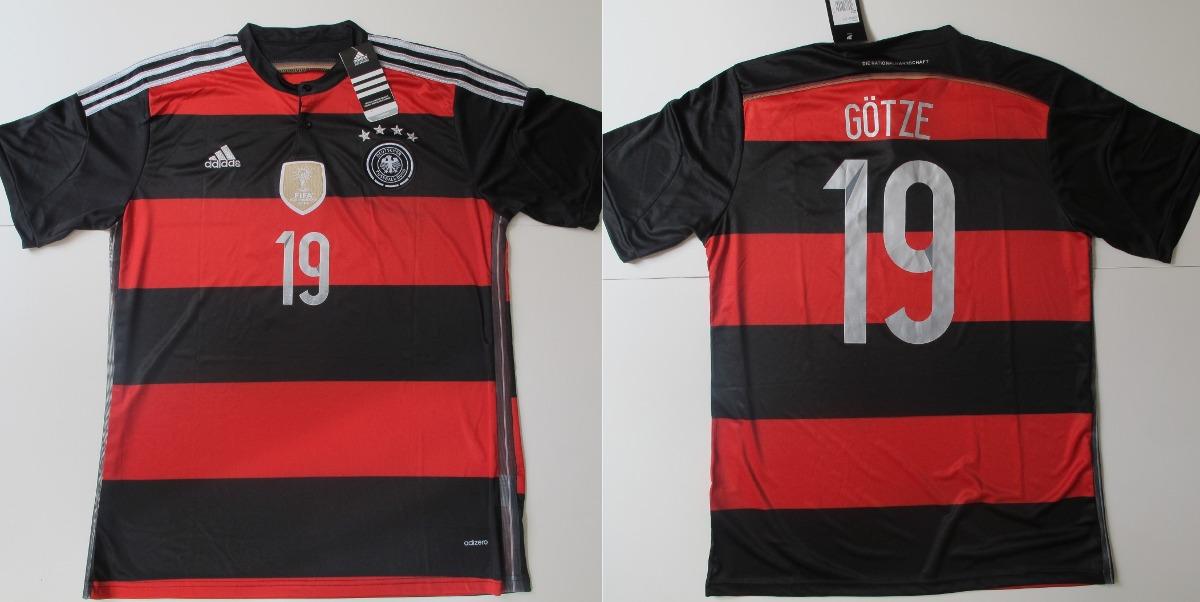 910a02b33e3aa Camisa Seleção Alemanha 2014 Flamengo Atlético - Fotos Reais - R ...